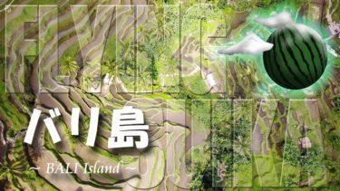 【ドローン 空撮 4K】バリ島:Drone Aerial BALI Island