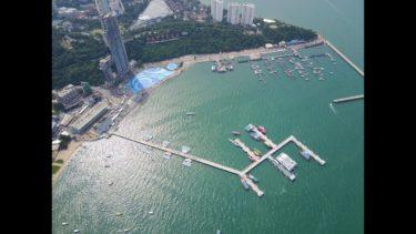 Pattaya-Thailand  Drone ドローン撮影 パタヤ Mavic-pro