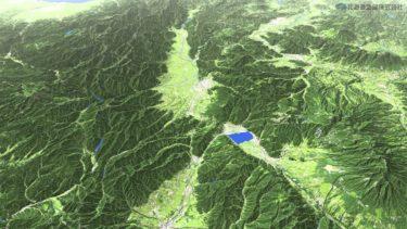 中央構造線 – フォッサマグナ 4K動画 2160p30fps