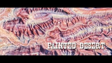 [ 4K ] HIDDEN GEM IN ARIZONA – PAINTED DESERT – 絶景空撮 アメリカ アリゾナの秘宝 (Shot on DJI Phantom 4 Pro)