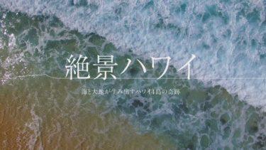 『絶景ハワイ 海と大地が生み出すハワイ4島の奇跡』トレーラー・本編編 HD