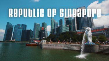 シンガポール / Republic of Singapore 4K