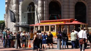 San Francisco Cable Cars [サンフランシスコ/アメリカ]