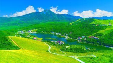 4K 絶景ドローン「夏の白樺湖 ビーナスライン」癒し空撮自然映像 Drone Japan Nature Relaxation  aerial Cruise