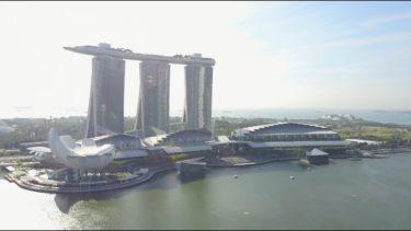 【4K】シンガポールで空撮してきました Singapore with DJI Mavic Pro 4K映像 4K放送 新元号 令和になっても頑張ります