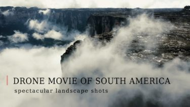 【絶景ドローン】南米大陸の壮大な絶景を空撮! | 4k drone movie of South America