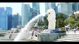 【海外旅行】シンガポールはめちゃくちゃ楽しかった! 4K映像 4K放送 新元号 令和になっても頑張ります