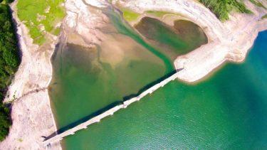 [4K]空撮 北海道 絶景 タウシュベツ 三国峠 Beautiful HOKKAIDO DRONE
