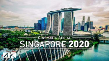 【4K】Drone Footage   SINGAPORE 2019 ..:: The Lion City as you have NEVER SEEN BEFORE
