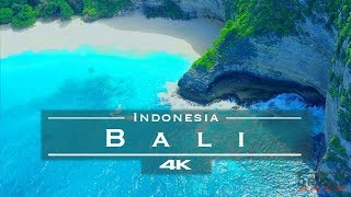 Bali, Indonesia 🇲🇨 – by drone [4K]