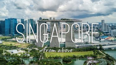 Singapore from above | a drone adventure【4K】