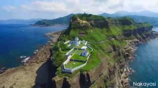 TAIWAN DRONE 4K VIDEO -海的顏色-