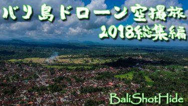 2018年バリ島ドローン空撮 View of Bali~総集編!!ニュピの朝焼けあり秘境巡りありのまとめ動画
