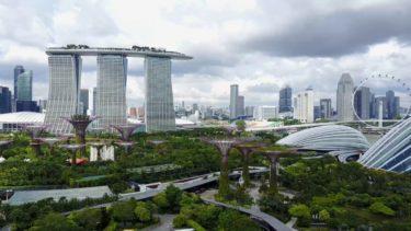 【4K】シンガポールで空撮!DJI Mavic Pro Singapore