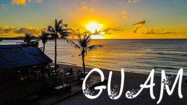 空からの贈り物【4k Guam Drone Footage】