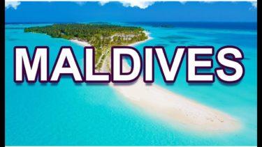 MALDIVES  – INDIAN OCEAN 4K