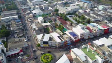 Thailand Surin タイのスリン県 ドローン空撮 dji Mavic-pro2