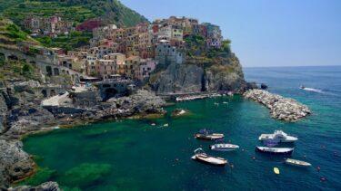 2019 イタリアの旅(1) 世界遺産   チンクエ・テッレ(4K) Travel To Italy No.1 – World Heritage Cinque Terre(UHD)