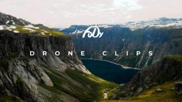 【絶景】ヨーロッパの大自然をドローンで空撮