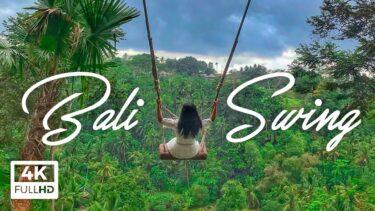 Bali Swing | Ubud Indonesia – 4K